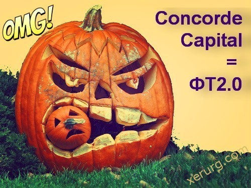 Ширма Concorde Capital = ФТ2.0
