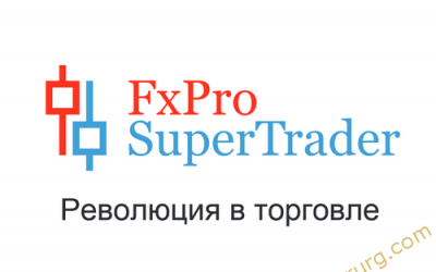Платформа SuperTrader от FxPRO