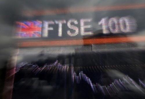 График FinancialTimesStockExchange