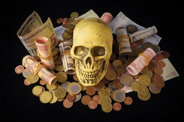 Смерть денег