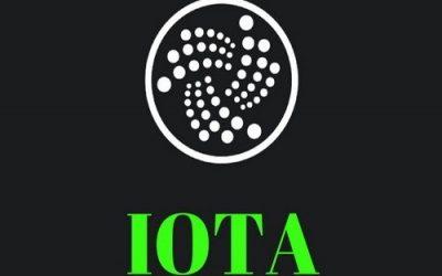 Криптовалюта IOTA выросла на 1000% за 30 дней