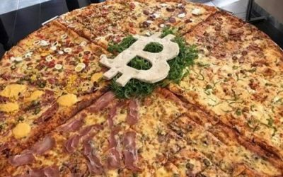 Что случилось с парнем, который купил пиццу за биткоины