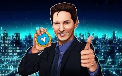 Telegram продал токенов TON на $850 миллионов