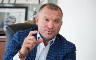 Игорь Мазепа создает финансовую пирамиду