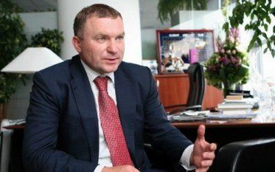 Игорь Мазепа - друг Ложкина и мафиози из Concorde Capital