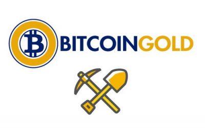 Bitcoin Gold прогноз BTG/USD сегодня 17 апреля 2018