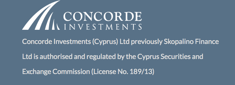 Concorde Investments