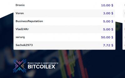 Мой отзыв о проекте Bitcoilex