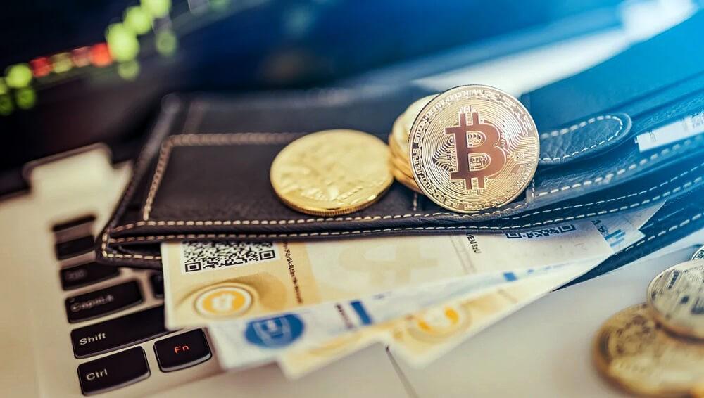 Вывод криптовалюты с кошелька